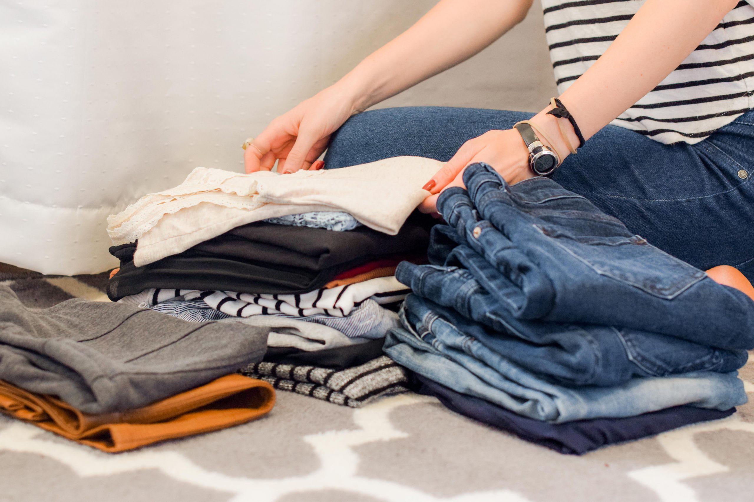 6 consejos para el cambio de armario