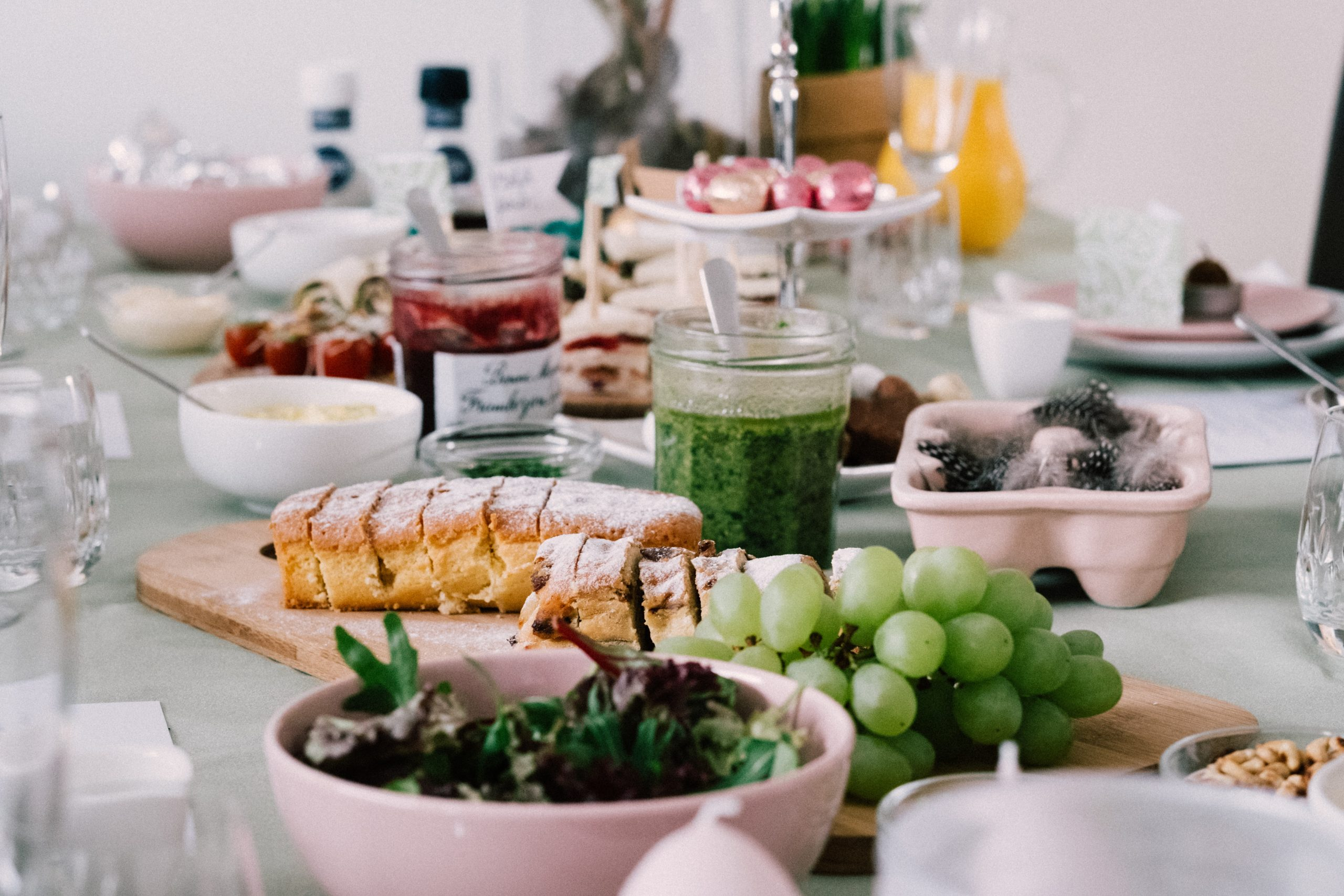 Comiendo juntos